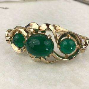 1960's Marvella cuff bracelet